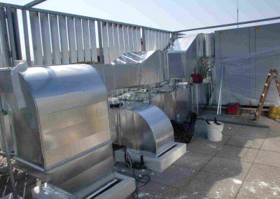 Climatización Centro de salud Albayda La Cruz